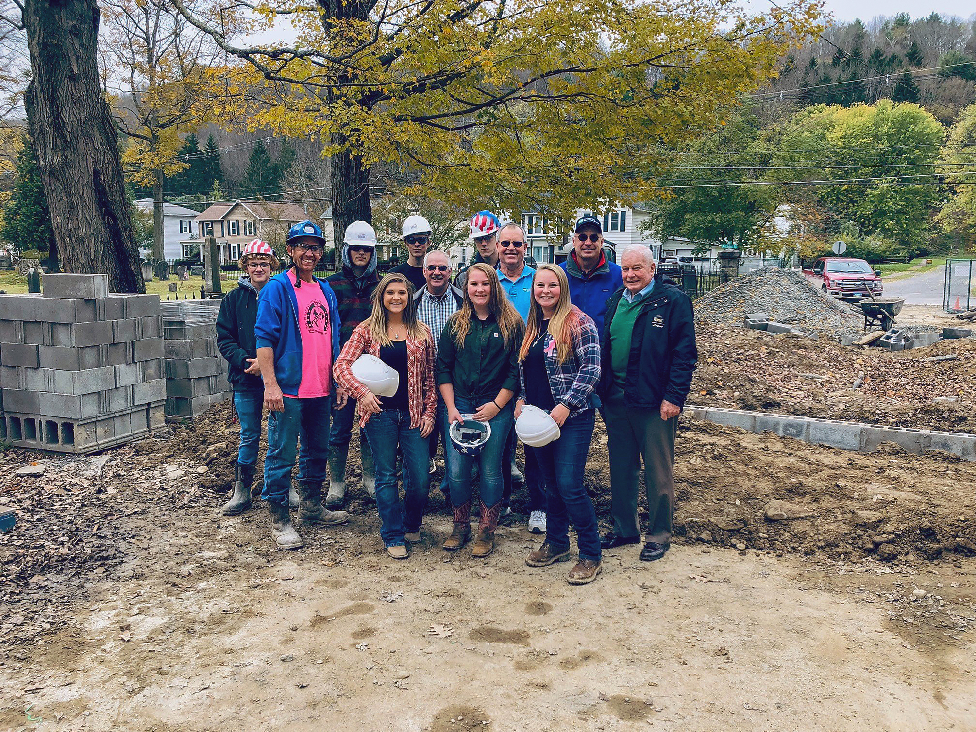 2018 tc ar wellsboro project